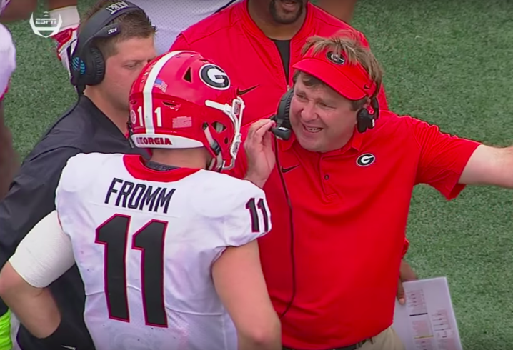 Practice Report: Observations from the first UGA practice before Missouri game