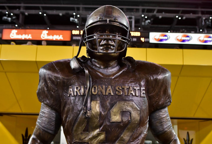 Arizona State Will Honor Pat Tillman, Veterans with 'Brotherhood' Uniforms
