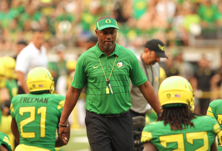 Willie Taggart Says He's 'Committed' to Oregon Amid Florida Rumors
