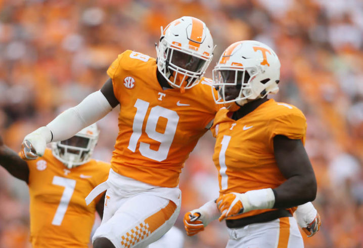 Butch Jones: Darrell Taylor suspended for a 'multitude of reasons'