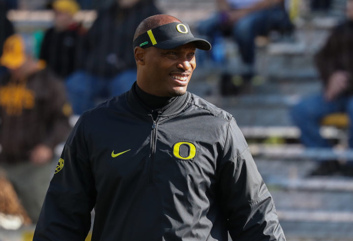 Willie Taggart says he's committed to OR as rumors swirl around Florida