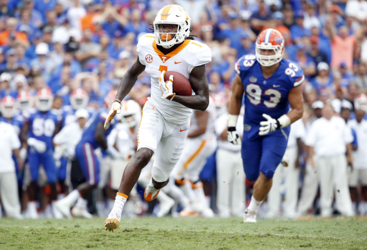 Tennessee suspends player who kicked teammate in face