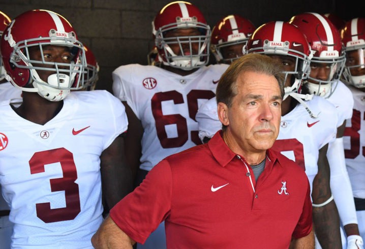 Alabama notebook: Wallace, Wilson lock it down for Tide's defense