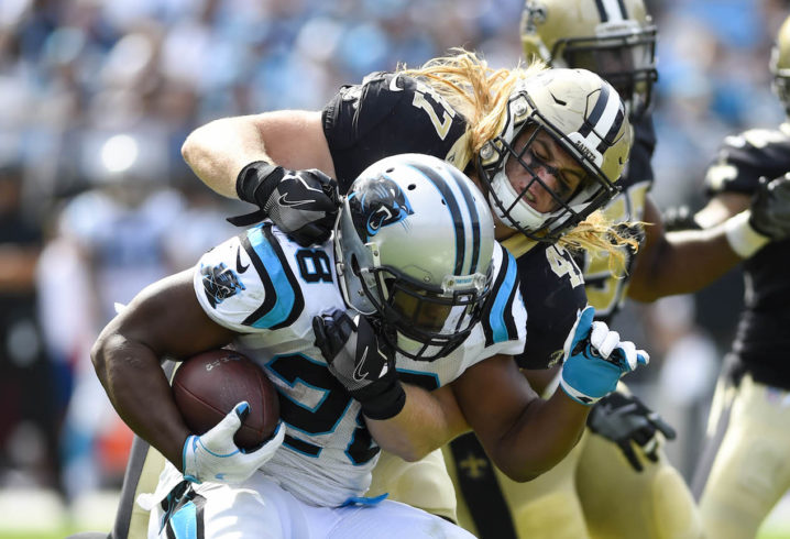 New Orleans Saints place Wyomissing grad Alex Anzalone on injured reserve