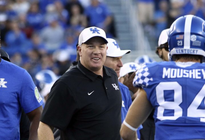 UK Football looks to become bowl eligible against Bulldogs