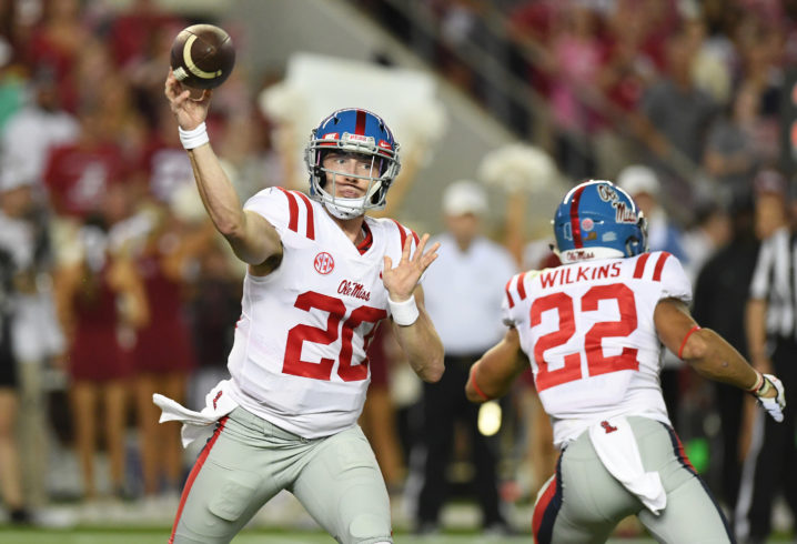 Shea Patterson blasts former coach Hugh Freeze in letter to NCAA