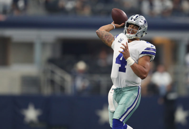 Dak Prescott to replace Cam Newton in Dannon advertisements