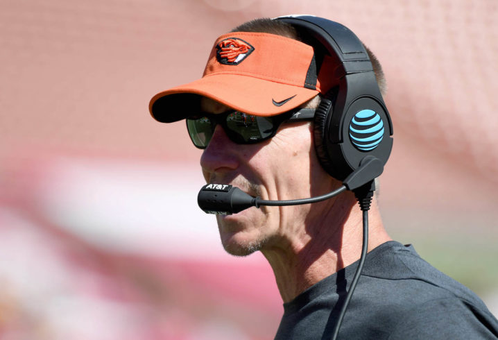 Oregon State, coach Gary Andersen 'mutually part'