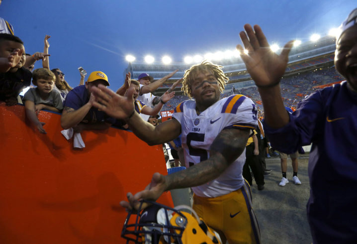 LSU can make tumultuous week better or worse against Florida