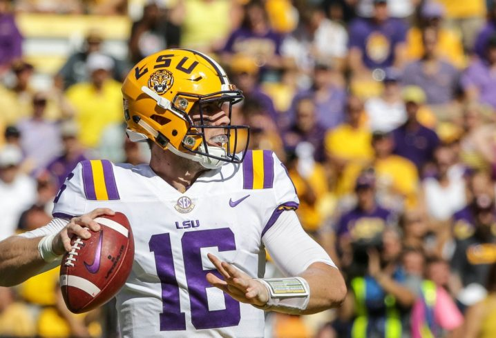 LSU's got nothing to lose and everything to gain against Alabama