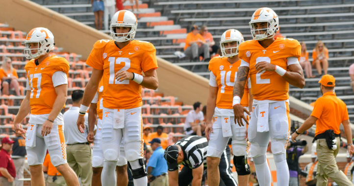 Popular Tennessee football memes from recent years