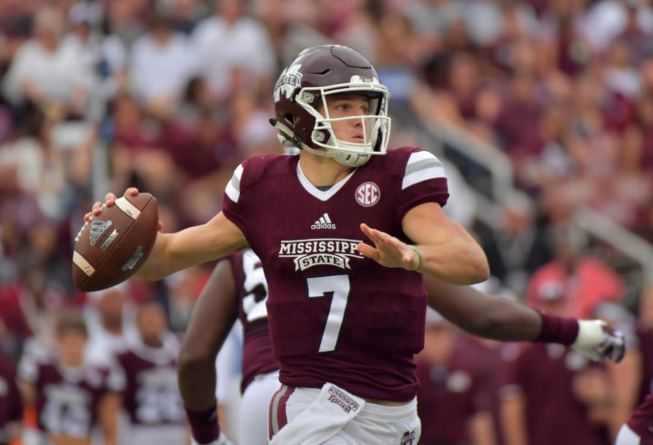 Nick Fitzgerald etches name into SEC history books against Kentucky