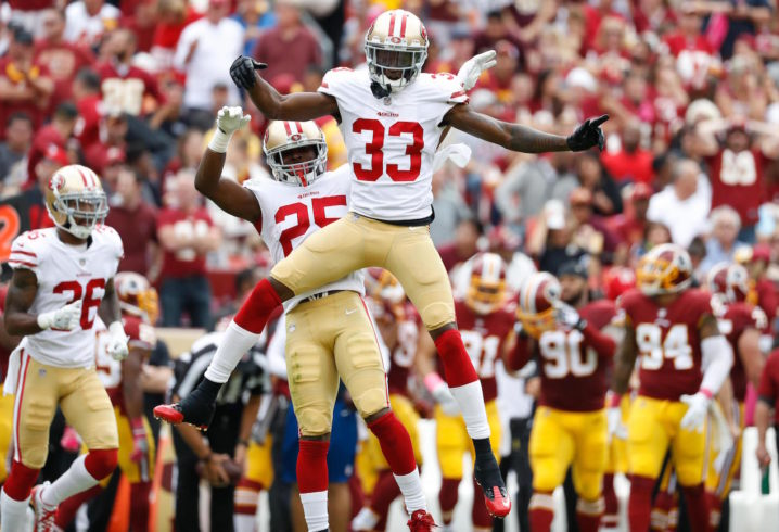 Cornerback-needy Jets acquire Rashard Robinson from 49ers