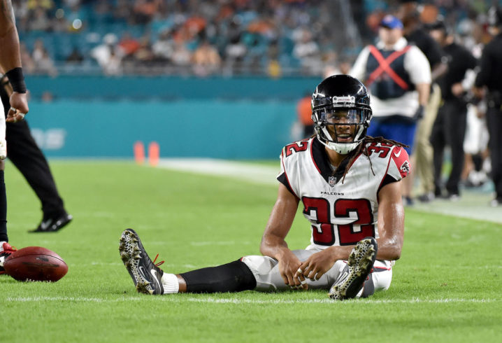 Falcons waive former LSU DB Jalen Collins the week his suspension ends