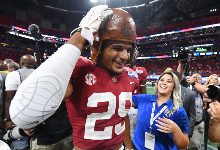 Alabama's Minkah Fitzpatrick among 5 finalists for Bronko Nagurski Trophy