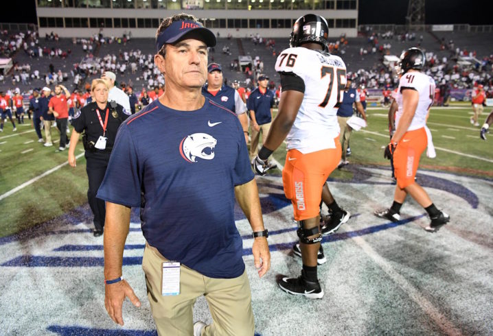 Joey Jones announces resignation from South Alabama