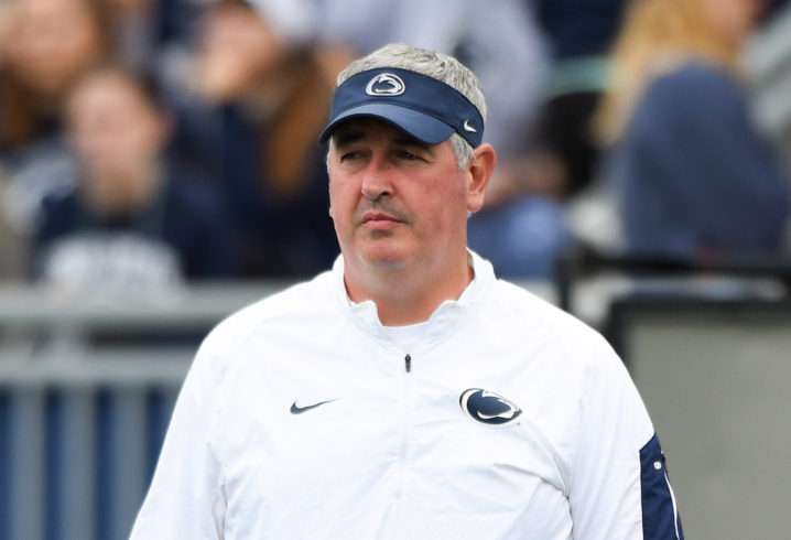 CFB notebook: Mississippi State hires Penn State OC Moorhead