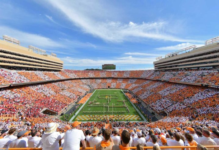 Tennessee dismisses star receiver after expletive-filled tirade
