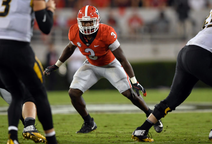 Roquan Smith a finalist for another national award | Columbus Ledger-Enquirer