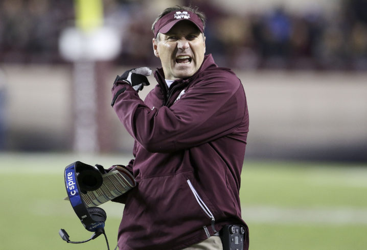 Dan Mullen Reaches Agreement to Become Florida Coach, Leaves Miss St.