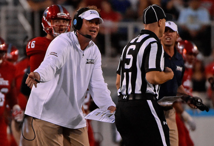 Erik Ainge's attempt to call out Lane Kiffin fails spectacularly