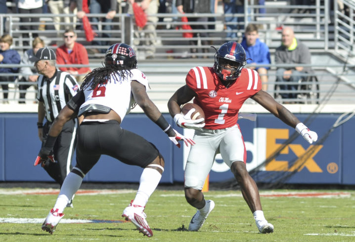 Ole Miss receives punishment for NCAA violations