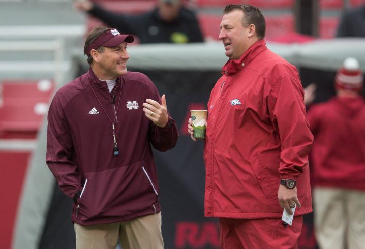 Dan Mullen: Mississippi State 'handled some adversity' in win over Arkansas