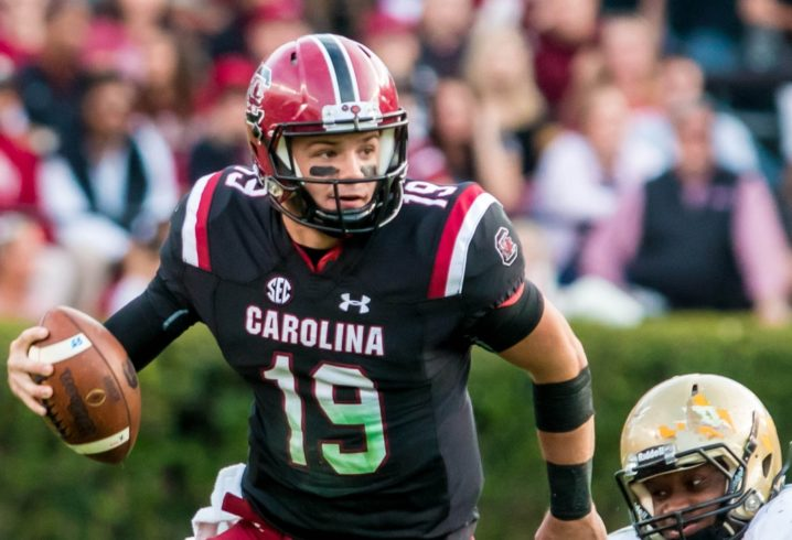 Gamecocks Improve to 8-3 with 31-10 Win Over Wofford