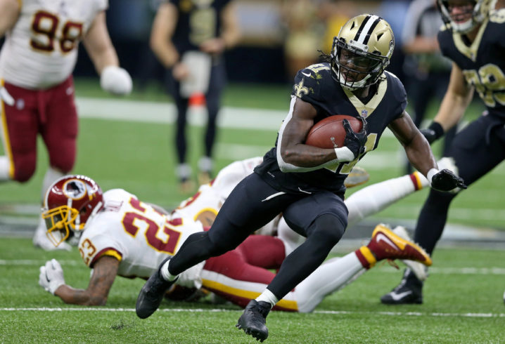 Ted Ginn Jr. efficient on 11 targets in Saints' loss