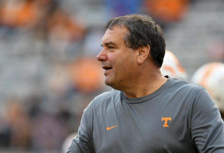 Tennessee Vols fall to Vanderbilt 42-24