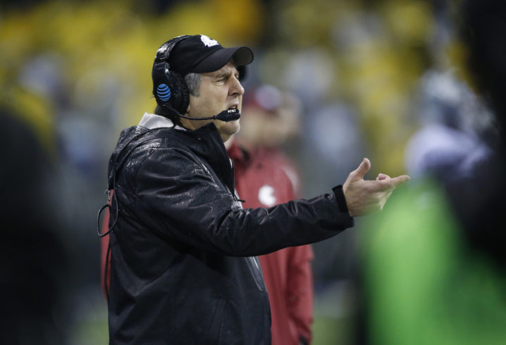 Mike Leach would accept Tennessee job if offered