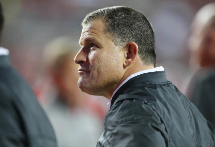 Tennessee reportedly close to hiring Greg Schiano as next football coach