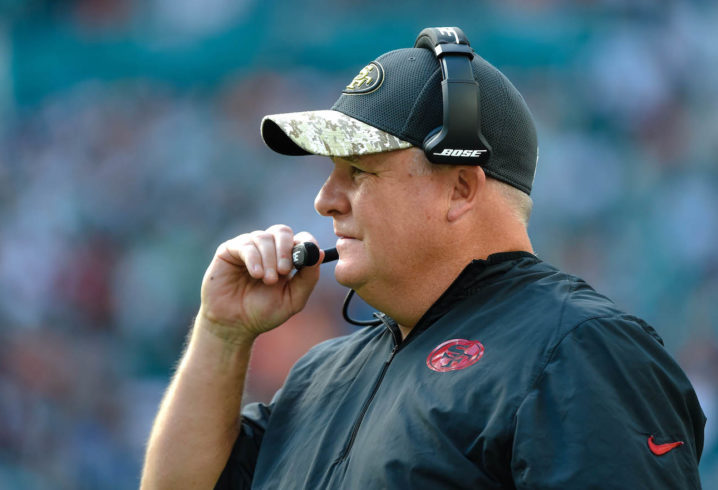 Forde: Florida is moving on from Chip Kelly
