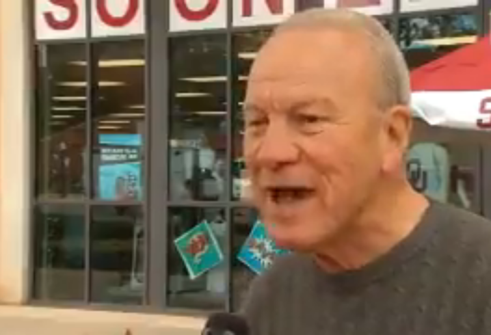 Barry Switzer blames Baker Mayfield's crotch grab on Madonna, Michael Jackson
