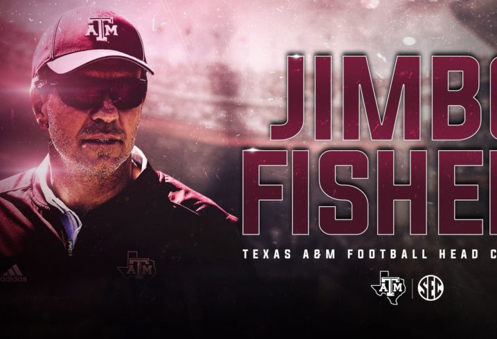 Texas A&M officially introduces Jimbo Fisher as new head coach
