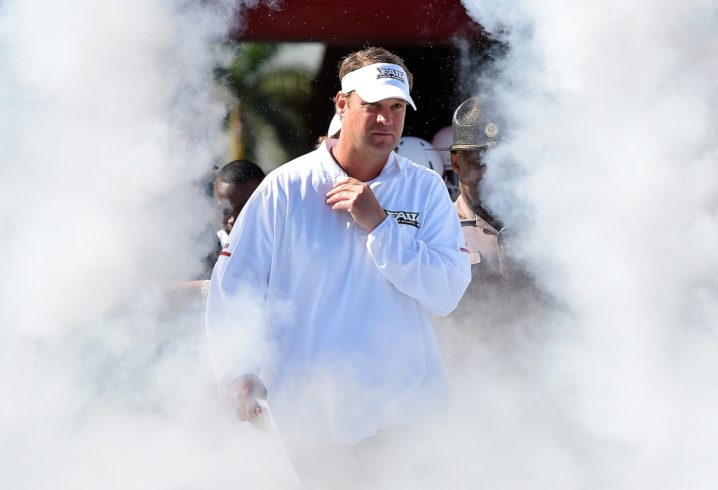 Kiffin hires Charlie Weis Jr. as FAU's new OC