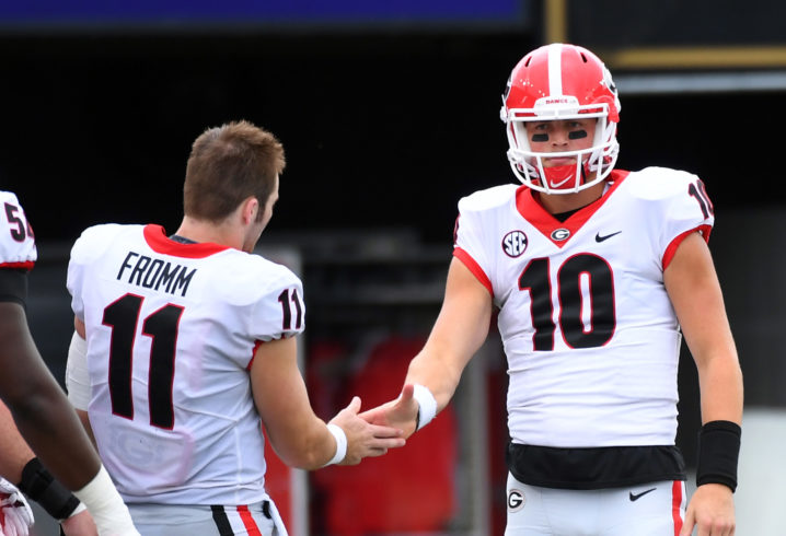 Georgia QB Jacob Eason Is Expected To Transfer To Washington