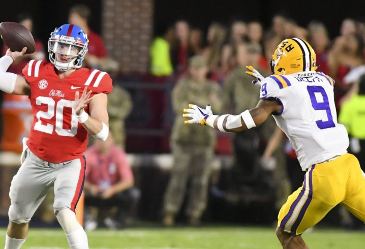 Heavy favorite emerging for 5-star Ole Miss QB Shea Patterson