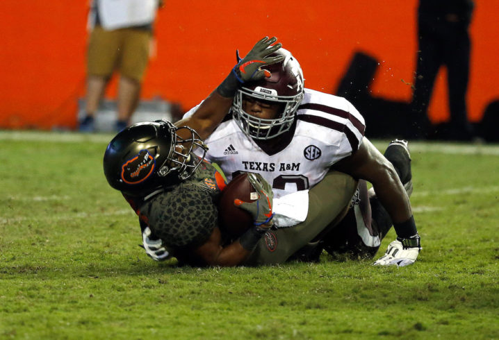 Texas A&M's Zaycoven Henderson facing felonies after arrest