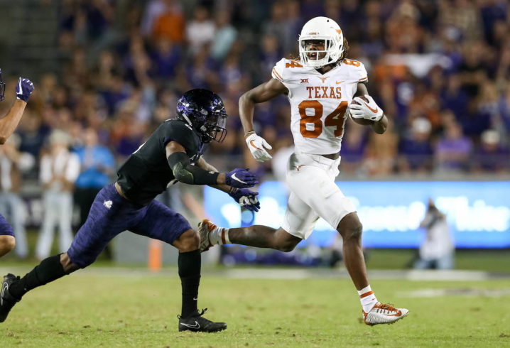 Three Longhorns suspended from playing Texas Bowl