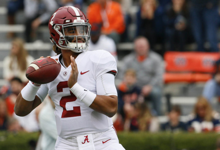 Alabama, Oklahoma slight favorites over Clemson, Georgia in CFP