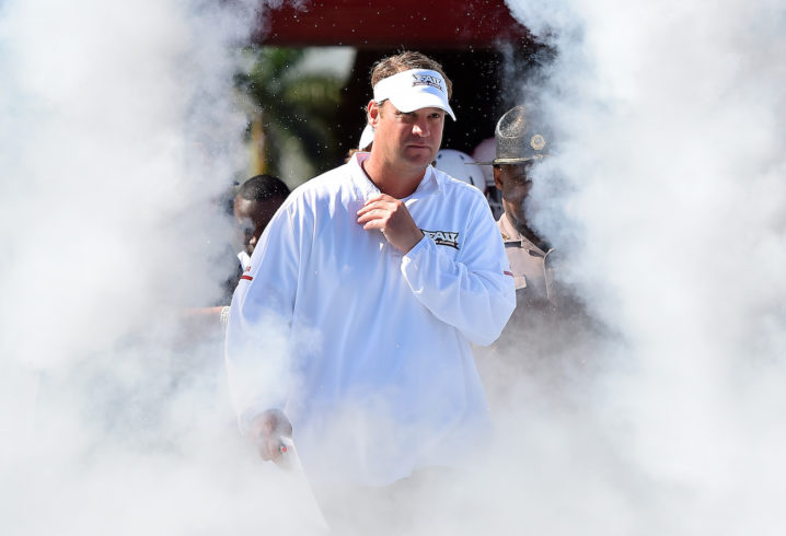Head coach Lane Kiffin signs new 10 year deal