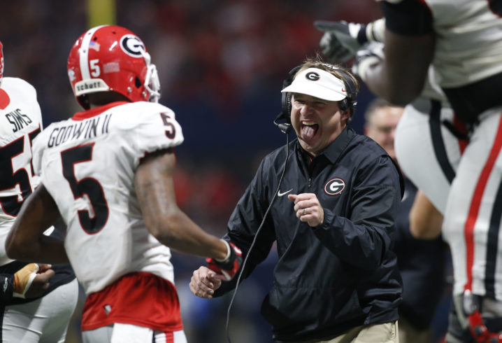 5 observations from Georgia Tech's loss to Georgia