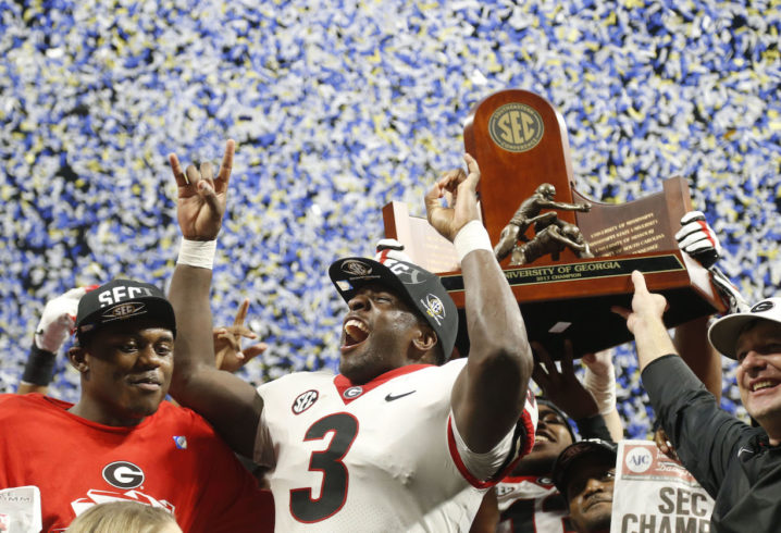Roquan Smith becomes first Georgia linebacker to win Butkus Award