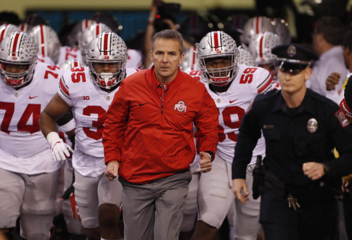 Alabama In; Ohio State Out In College Football Playoff