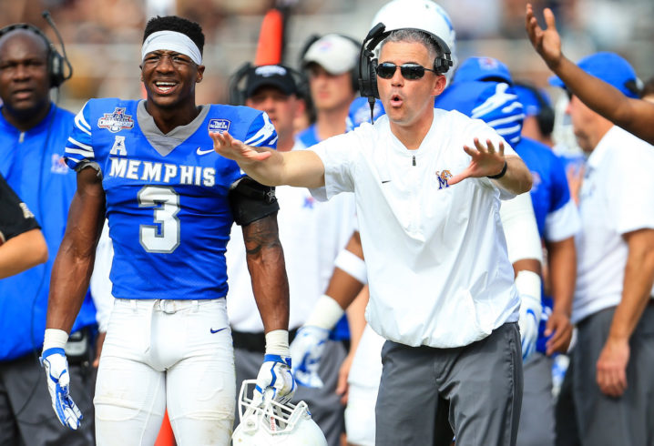 Coaching carousel: Mike Norvell signs extension to stay at Memphis
