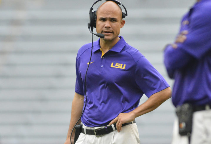 Dave Aranda turns down Texas A&M again, stays at LSU