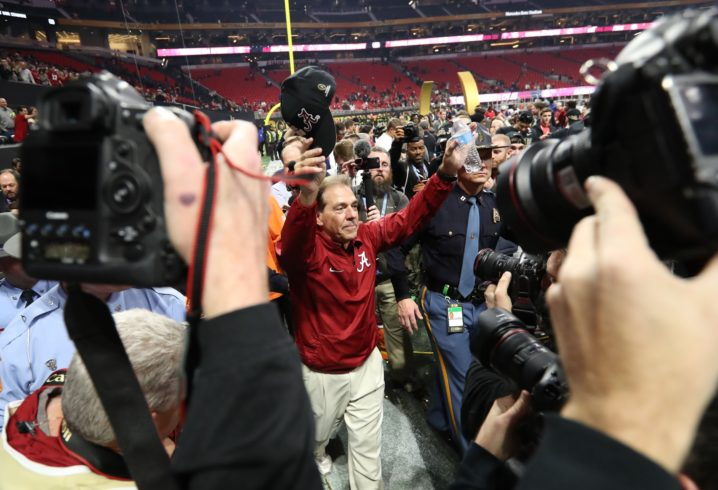 CFP title game thriller scores big ratings for ESPN