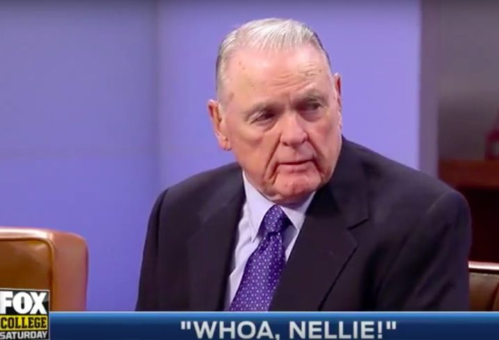 Keith Jackson: Legendary broadcaster passes away at 89 years old