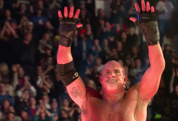 Goldberg to be inducted into WWE Hall of Fame
